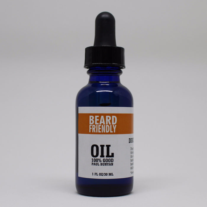 Paul Bunyan Beard Oil