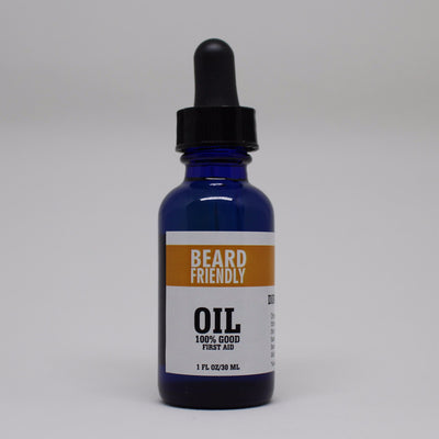 First Aid Beard Oil
