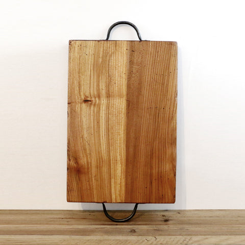 New Zealand Made Large Elm Bread Board