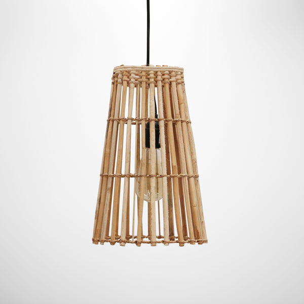 Pacifica Rattan Hanging Light Small