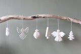 Handmade Angel Paper Decoration
