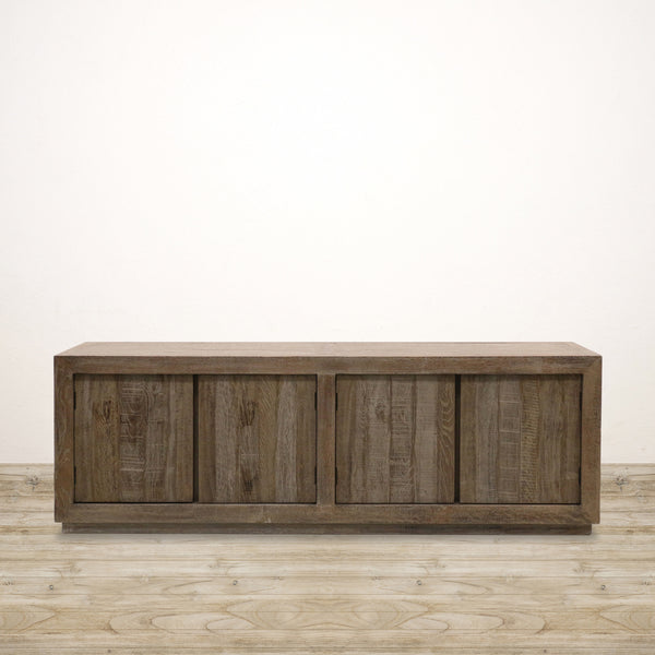 Saville Oak Entertainment Unit