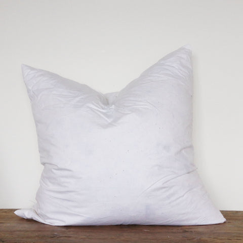 Feather & Down Cushion Inner 50 x 50cm