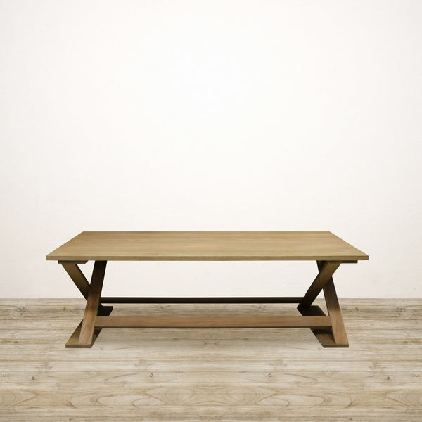 Brompton Coffee Table in Light Weathered Oak