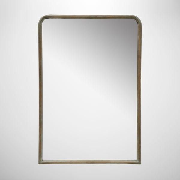 Iron Frame Mirror