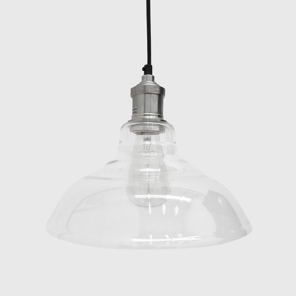 Coolie Glass Hanging Lamp