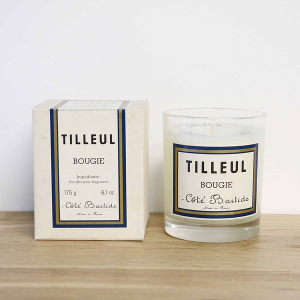 Cote Bastide Tilleul Candle in Glass Jar