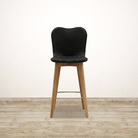 Lily Counter stool - Black