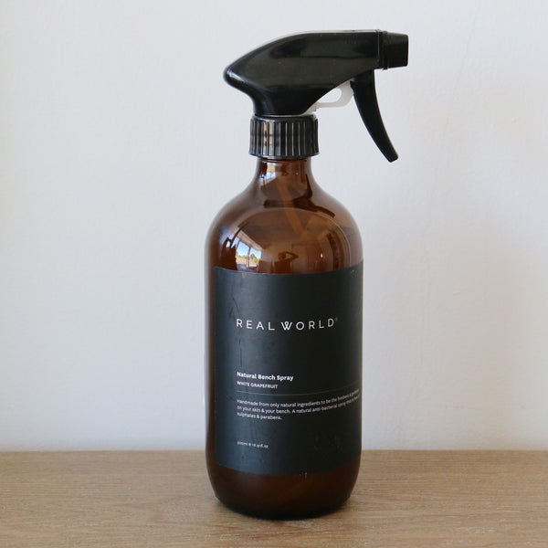 White Grapefruit Bench Spray