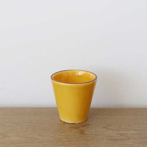 Handmade Spanish Cup in Gold
