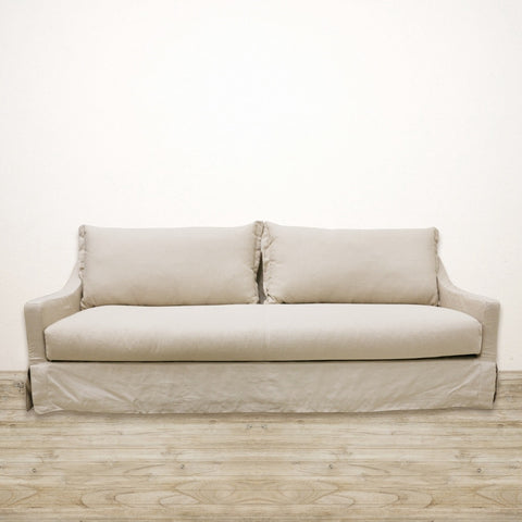 Chelsea 3 Seater Linen Couch