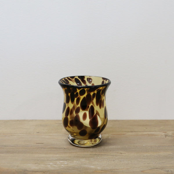 Small Tigress Candle Holder