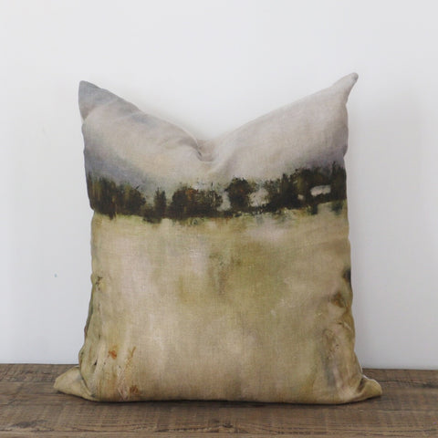 Harvest Linen Cushion Cover