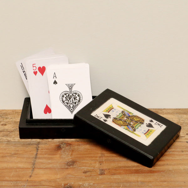 Pack of Cards inside Display Box