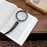 Magnifying Glass with Safari Style Handle