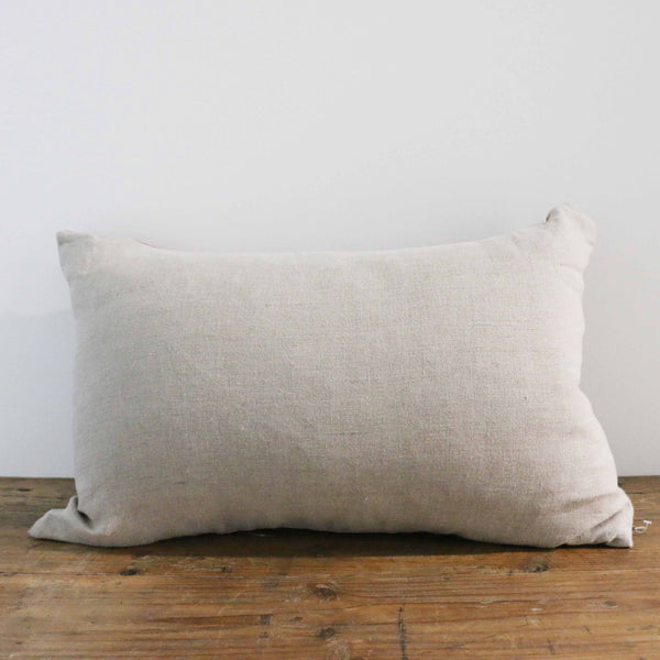 Dusky Pink Velvet Cushion Cover