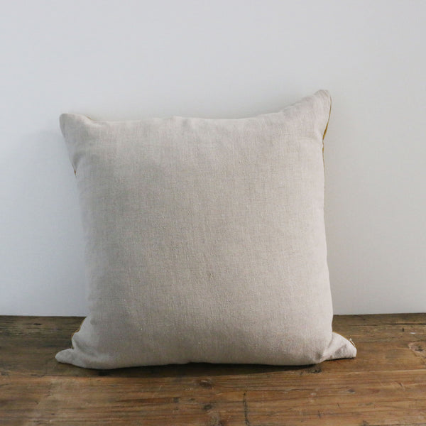 Plum Velvet Cushion Cover