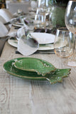 Green Pineapple Plate Large