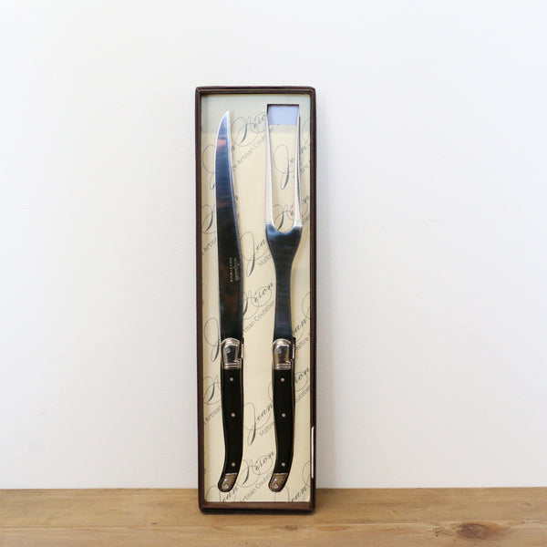 Verdier Carving Set