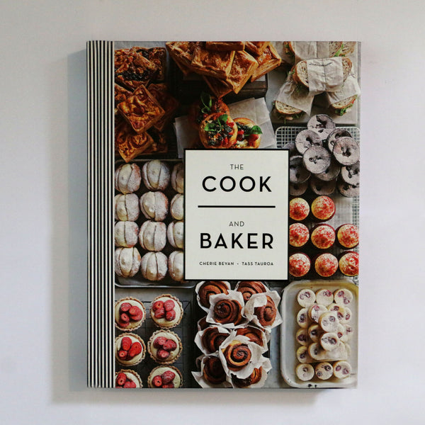 The Cook and The Baker - Cherie Bevan and Tass Tauroa