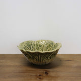 Cabbage Leaf Bowl Set