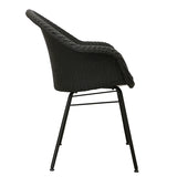 Avril Chair in Black