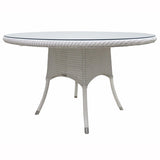 Nimes Table 1300dia White