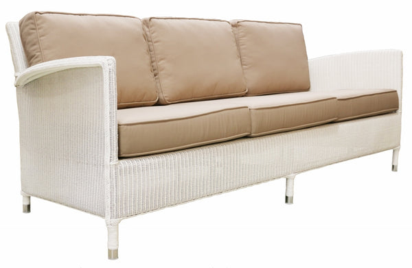 Deauville 3 Seater Outdoor Couch