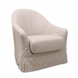Nina Chair in Natural Linen