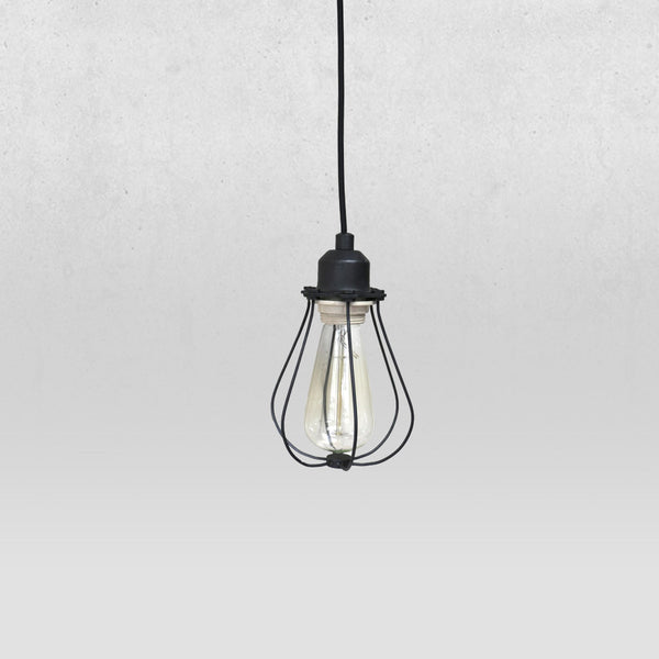 Filament Cage Lamp