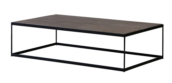 Saville Coffee Table in Grey Washed Oak
