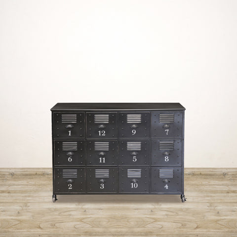 Industrial Locker Cabinet