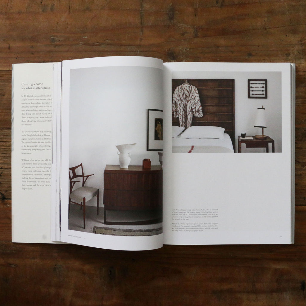 The Kinfolk Home: Interiors for Slow Living - Nathan Williams ...