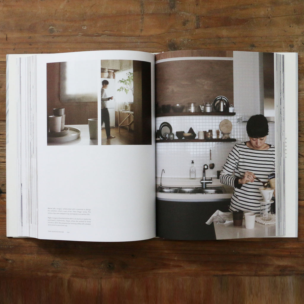 The Kinfolk Home Interiors for Slow