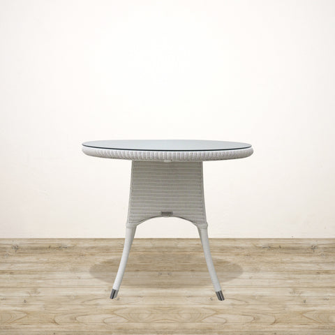 Nimes Table 900dia White