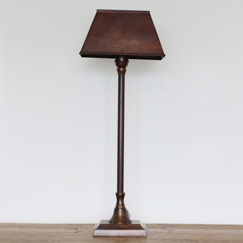 Bronze Base Table Lamp