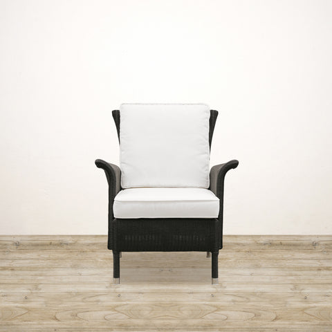 Jackson Lounge Chair Black