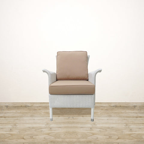 Jackson Lounge Chair White