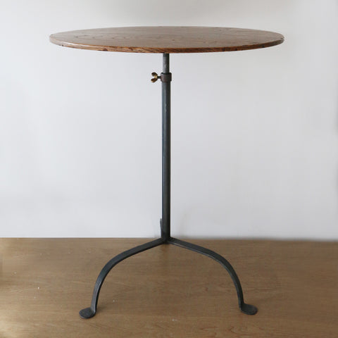 Parisian Candle Table 45cm Adjustable Stand