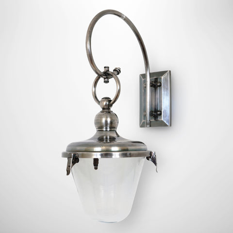 Outdoor Wall Lamp with Glass