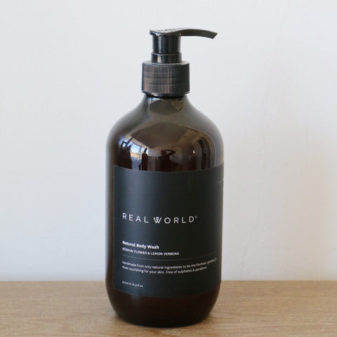 Kowhai Flower & Lemon Verbena Body Wash