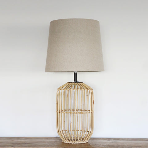 Pacifica Rattan Table Lamp