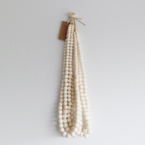 Bomeo Necklace - White