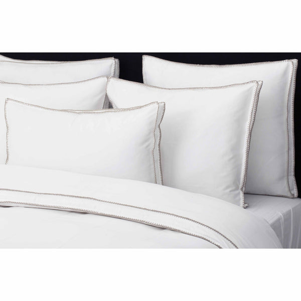 Flamant Feston Sand Duvet Cover with 2 Pillow Cases 260mm x 240mm