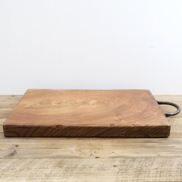 New Zealand Made Small Bread Board in Elm