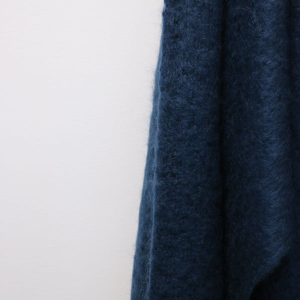 Indigo Blue Throw