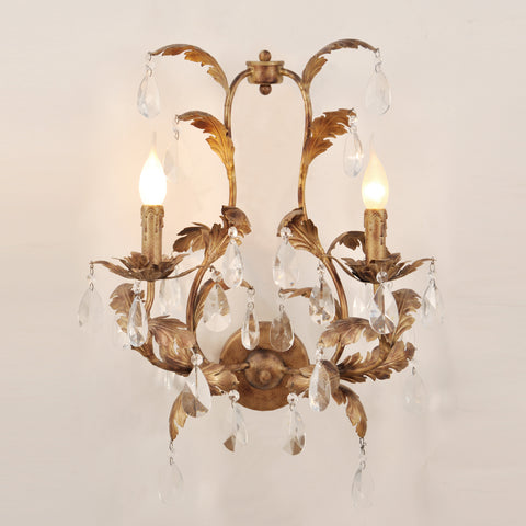 Fleurance Wall Sconce