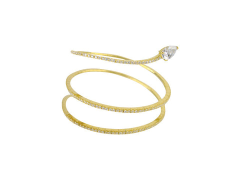 b2695 bracelet triple wrap around