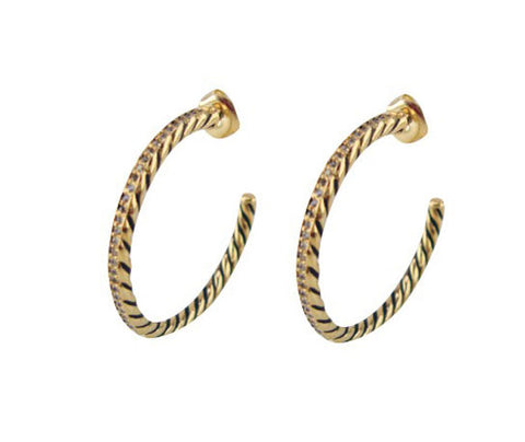 E3079 earring cable hoop