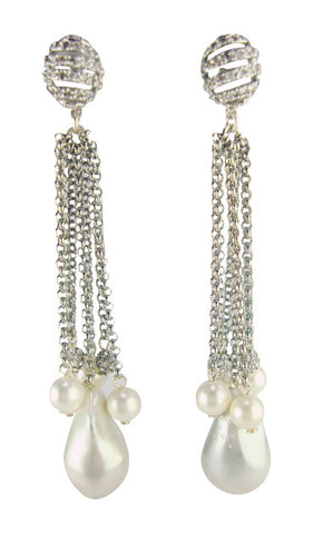 E6437 drop earring